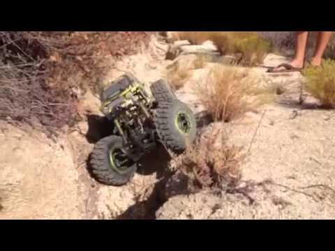 1/8 Exceed maxstone rock crawler