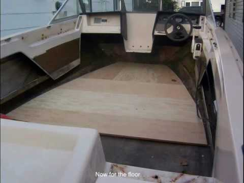 Boat Restoration Project Before How To Save Money
