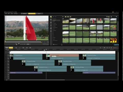 Corel VideoStudio Pro X5 Ultimate - Overveiw video