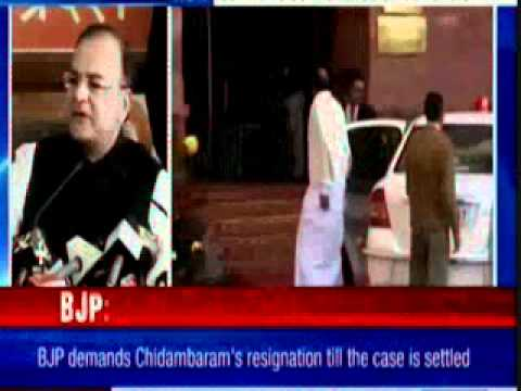 Press Conf of Sri Arun Jaitley regarding Supreme Court 2G verdict - Part 1