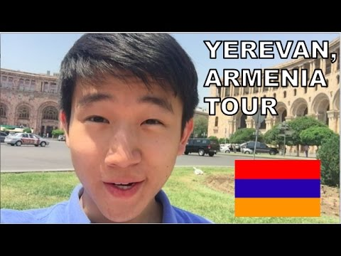 Armenia Travel Guide - Yerevan (in English)