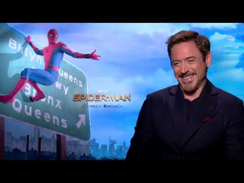Spider-Man: Homecoming   Cast Interview thumbnail