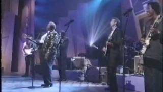 B.B. King, Eric Clapton, Buddy Guy, Albert Collins & Jeff Beck
