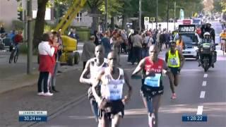 Berlin Marathon 2014 - WORLD RECORD - 02:02:57 by Dennis Kimetto