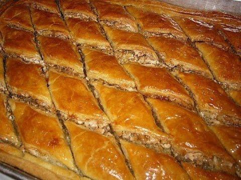 Армянский пахлава рецепт с пошагово