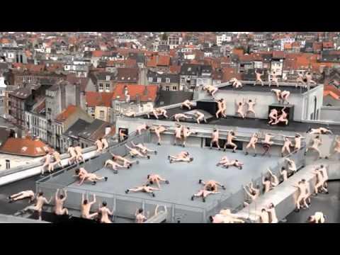 Harlem Shake - Nude Version