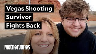 He Survived the Las Vegas Massacre. And He