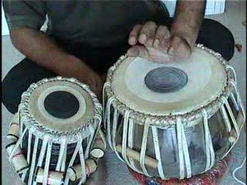 Tabla Lesson 1 By Venkat video