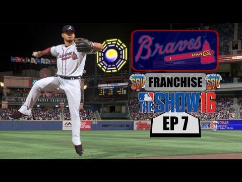 MLB The Show 16 (PS4) Atlanta Braves Franchise EP7
