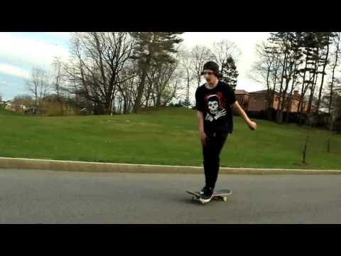 Skateboarding: Chris Goerler