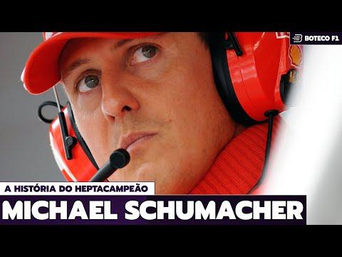 A História de Michael Schumacher em 7 Minutos