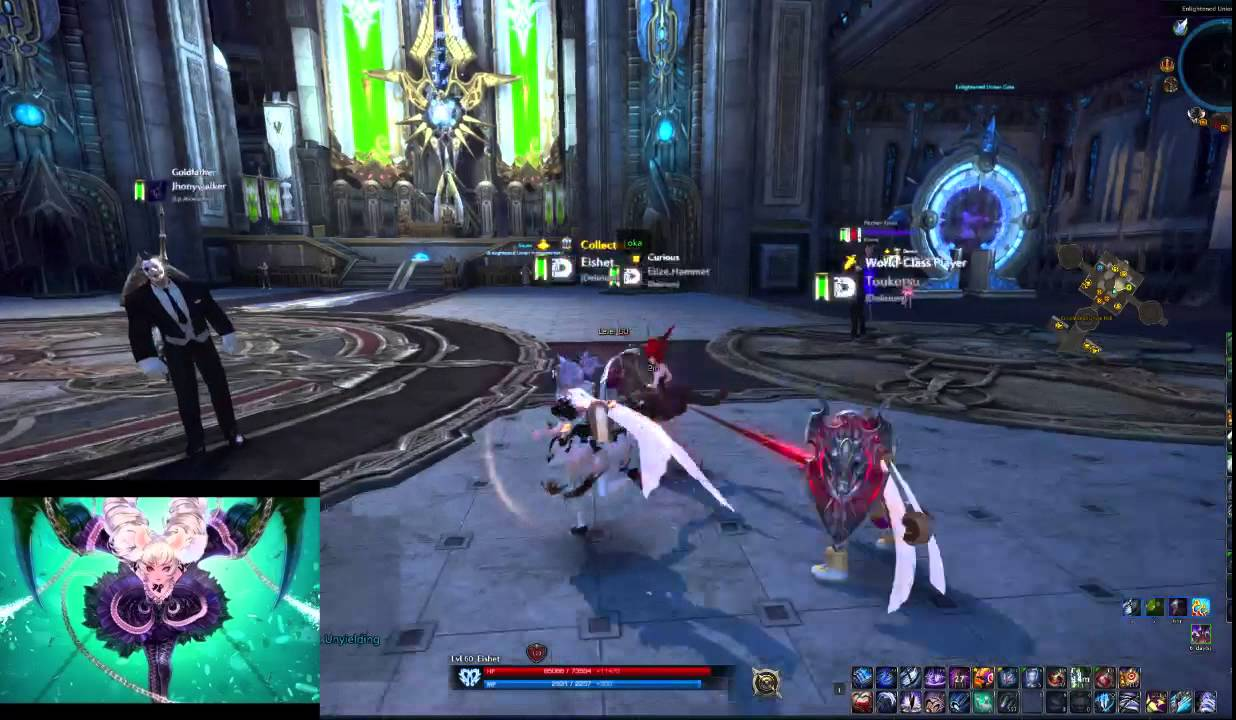 Instance Matching and Battleground Matching Bug TERA