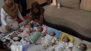 Download Lagu Berpisah Selama 4 Bulan, Bayi Kembar 5 di Surabaya Akhirnya Bisa Berkumpul di Rumah - BIP 19/10 Gratis STAFABAND