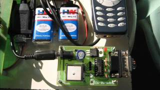 GPS PROJECTS-GPS & GSM based Real Time Vehicle Tracking System