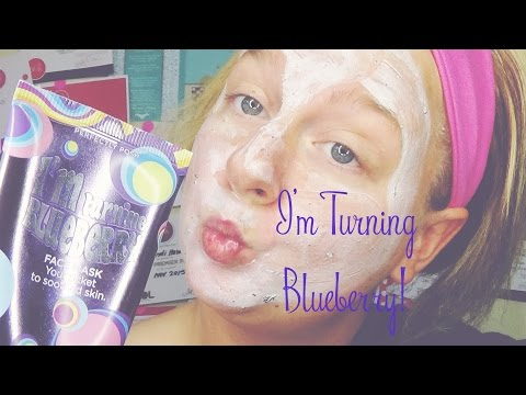 I'm Turning Blueberry! ~ Product Review