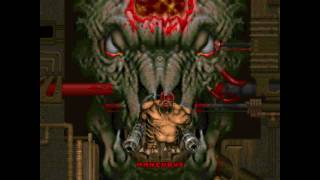 Doom 2 Final Boss Nightmare!