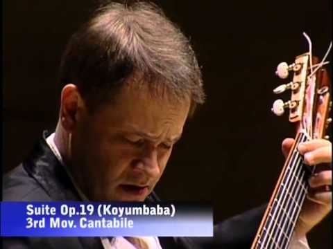 Leon Koudelak plays: Carlos Domeniconi