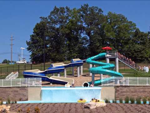 Y Chesterfield Mo Cape Splash Family Aquatic Center in Cape Girardeau Missouri