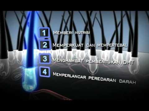 Rudy Hadisuwarno Cosmetics Hair Growth Serum