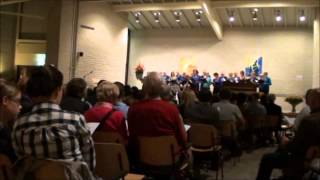 Zou ik voor mijn God niet zingen? (J.S. Bach/Ria Borkent), koorzang