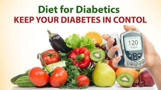 Best Diet For Diabetics/Diet to Control Diabetes | Diabetic Diet | Diabetes Diet | Dr. Vijay Panikar