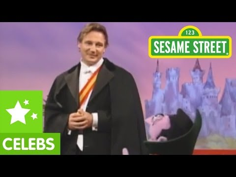 Sesame Street: Count To Twenty With Liam Neeson