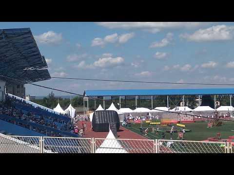 Стадион Нефтяник 22 июля 2017