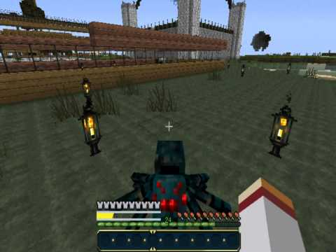【Minecraft創世神】刀劍神域 材質包測試V1