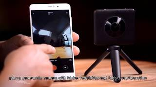MadV Technology 360 Degree VR Camera: Powered by Xilinx