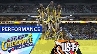 UAAP CDC Season 81: UST Salinggawi Dance Troupe | Full Performance