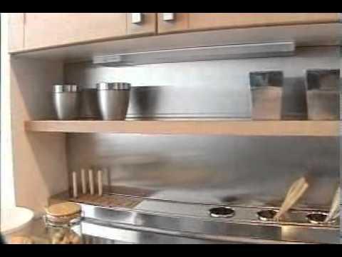 Cocina modelo legno family kitchen johnson for Amoblamientos de cocina