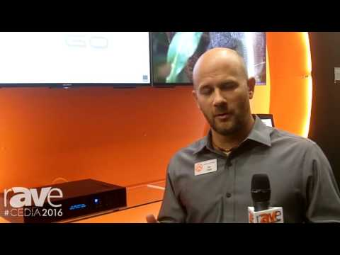 CEDIA 2016: Atlona Features AMS Go Cloud-Based Product Management Software