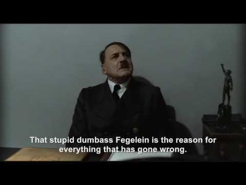 Hitler Reviews: Fegelein