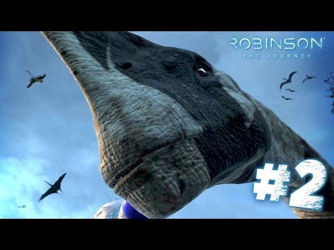 Longnecks in Trouble - Robinson The Journey || Ep2