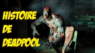 Super-Origines |  Deadpool
