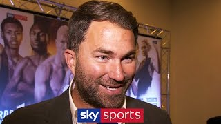 EXCLUSIVE! Eddie Hearn on Joshua/Ruiz II, Tyson Fury, Dillian Whyte & Kell Brook retirement rumours