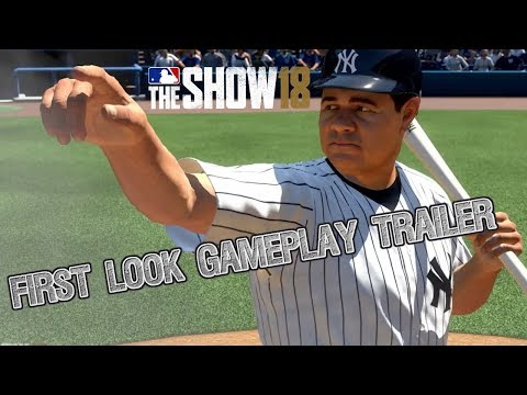 MLB The Show 18 Gameplay Trailer Breakdown (New Legends, Road To The Show Additions & More!) MLB 18