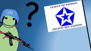 The United Nations and the League of Nations - Different or the Same?