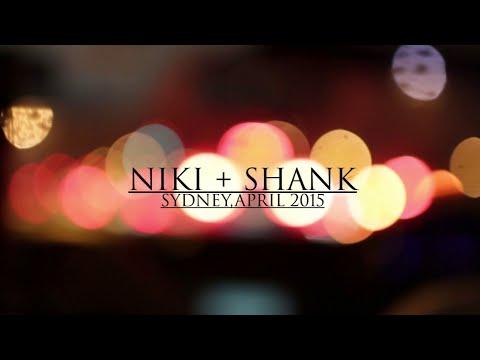 Niki + Shank Sydney Wedding