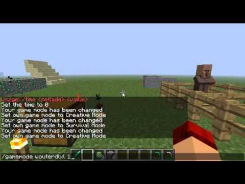 Nieuwe Minecraft snapshot 12w21b REVIEW