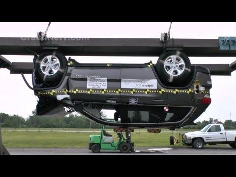2014 Jeep Grand Cherokee | Frontal Crash Test Documentation by NHTSA | CrashNet1