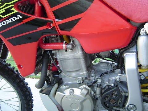 Nueva MOTO Honda Tornado 250 TEST