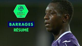 AC Ajaccio - Toulouse FC ( 0-3 ) - Résumé - (ACA - TFC) / 2017-18