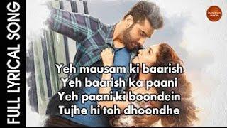 download lagu Barish - Lyrical   Half Girlfriend  Baarish gratis