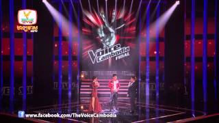 The Voice Cambodia - Final - រឿងងាយទេ - សយ រតនៈ