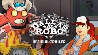 Dallas & Robo Official Trailer   Starring John Cena & Kat Dennings