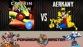 Pokemon Master Wifi Turnuvası Savaşı - CaptainFlygon Vs Aerkany