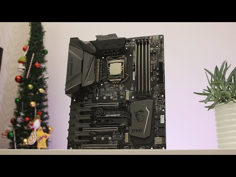 MSI GAMING M7 Z270 Motherboard Review And 7700k Overclocking Results.