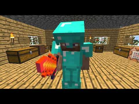 Herobrine's Return Episode 4 (Minecraft Machinima)