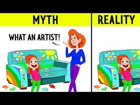 9 Modern Myths About Being a Mom